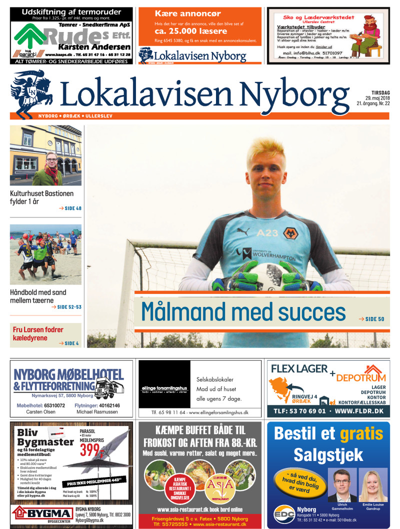 nyborg voldspil 2012