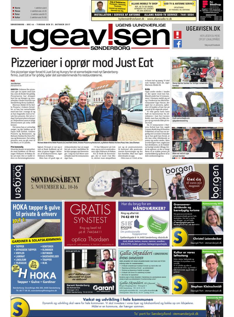 sønderborg ugeavis e avis