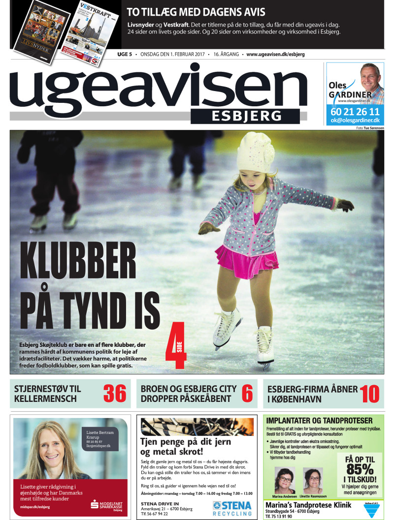 Ugeavisen Esbjerg 05 2017