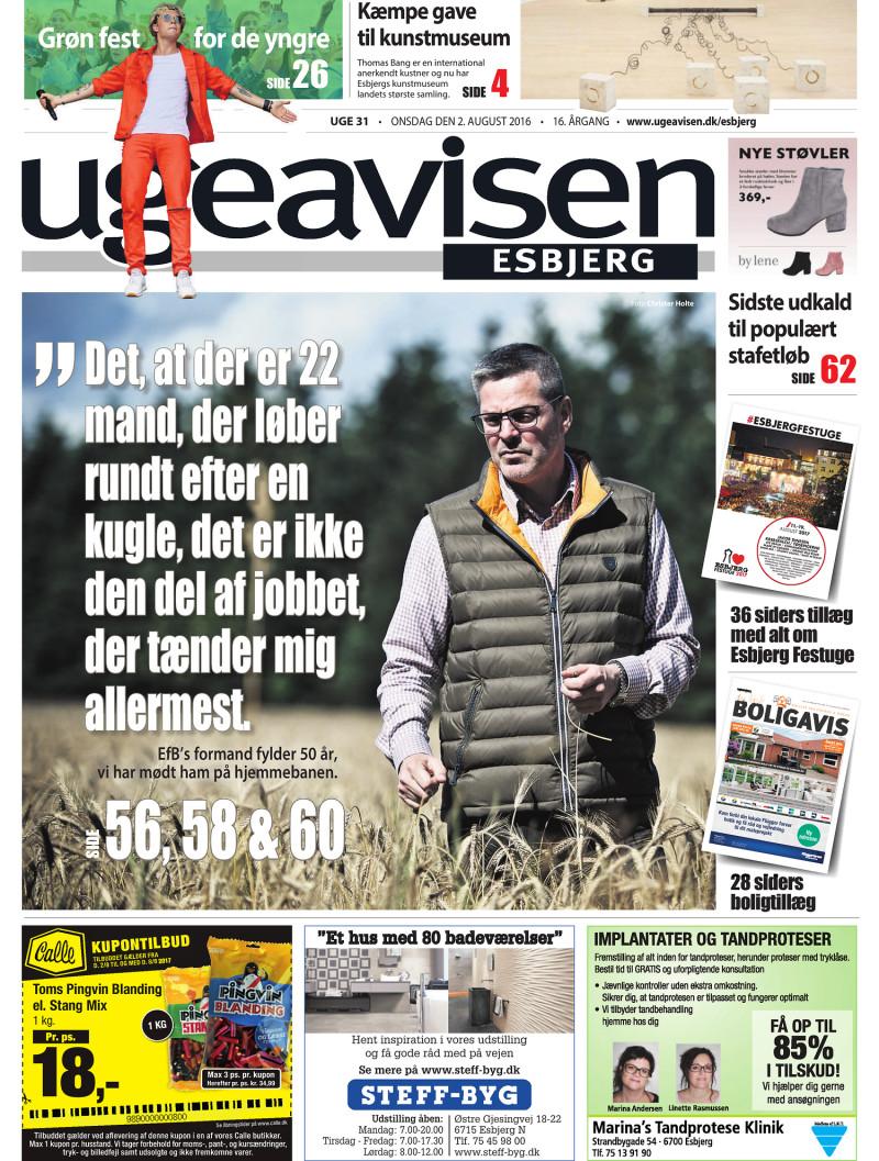 Ugeavisen Esbjerg 31 2017