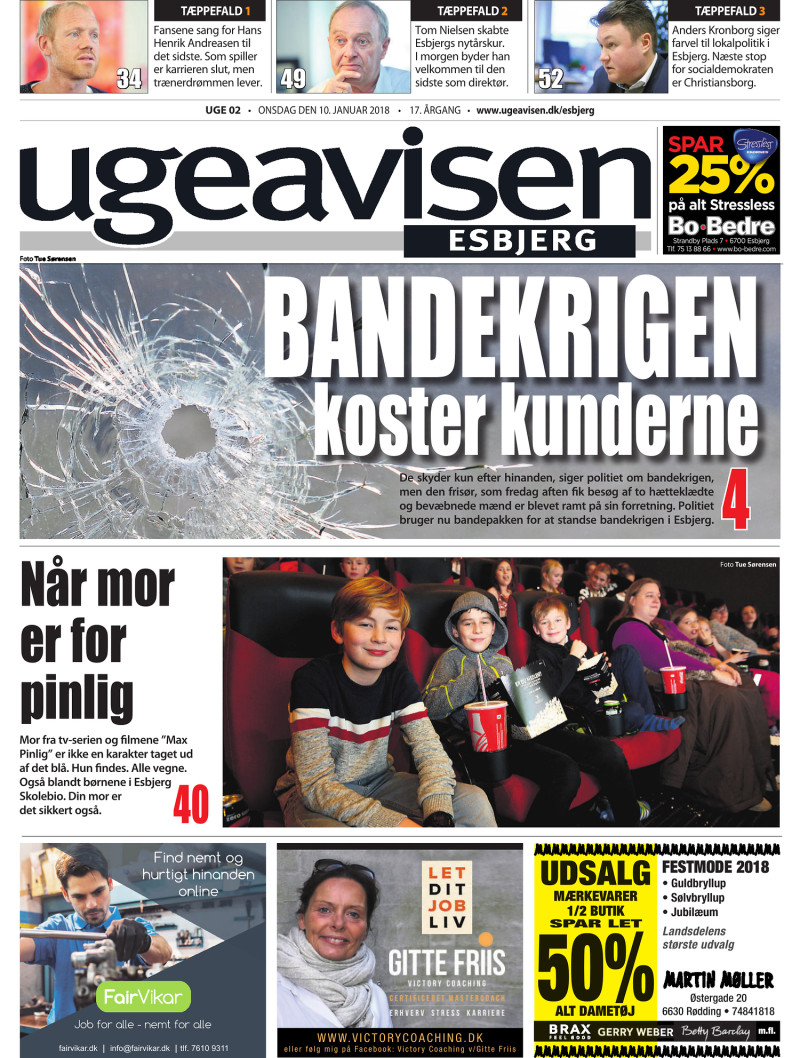 Ugeavisen Esbjerg 02 2018