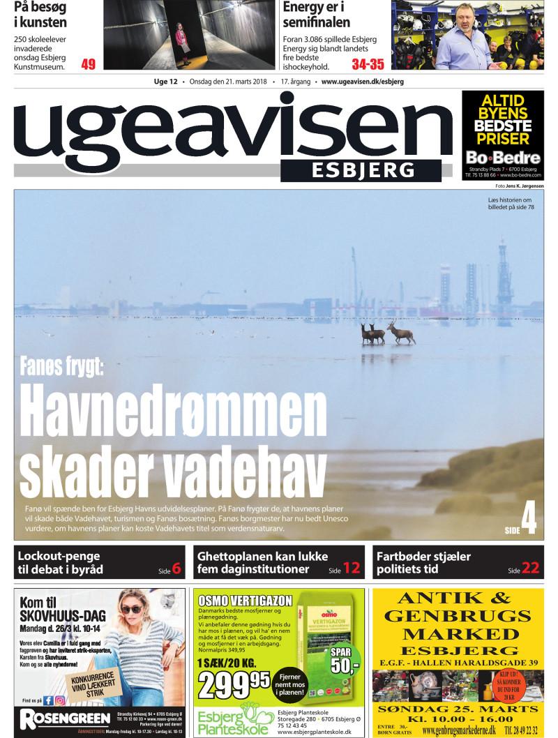 Ugeavisen Esbjerg 12 2018