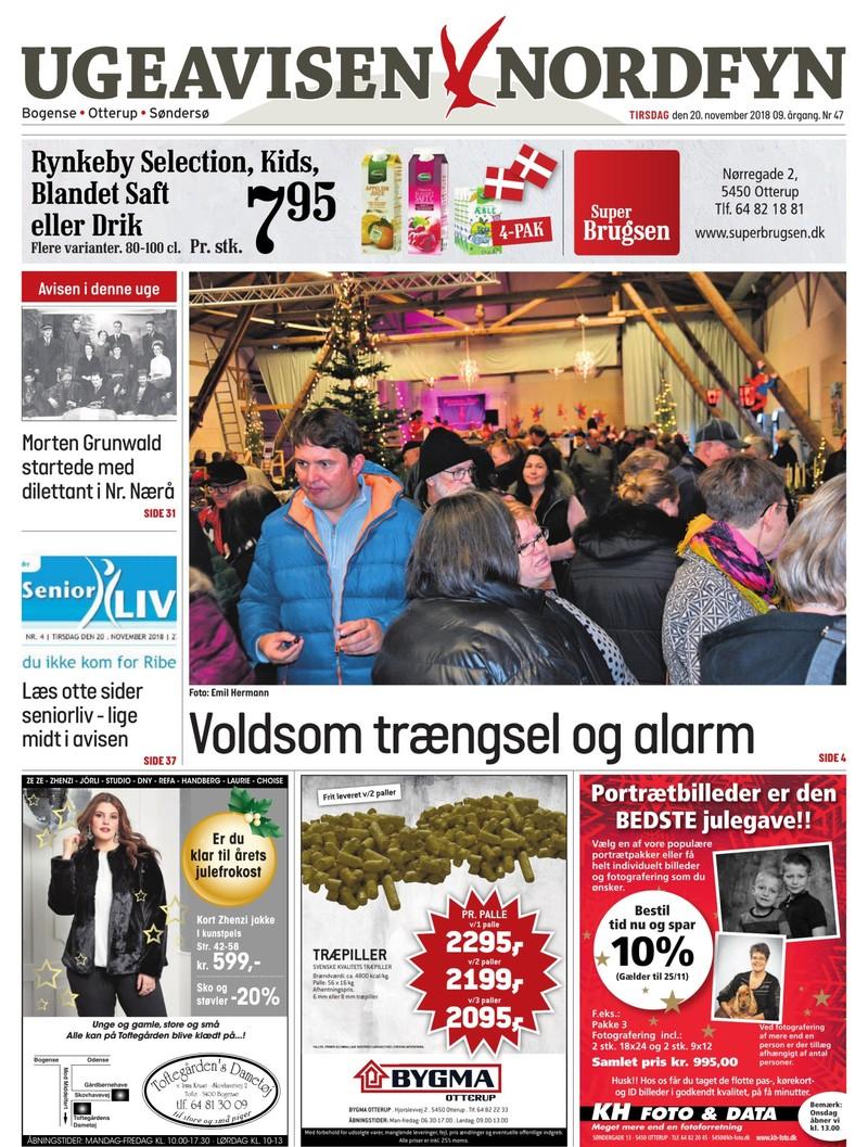 20c4a278b7b7 Ugeavisen Nordfyn - 20-11-2018