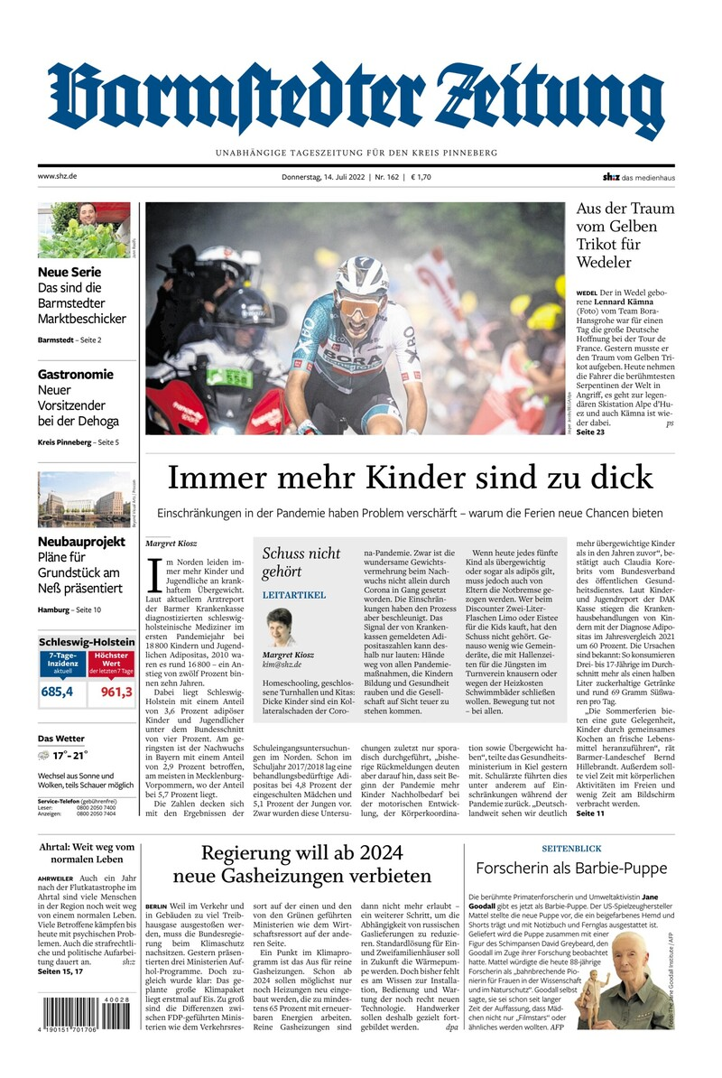 Barmstedter Zeitung