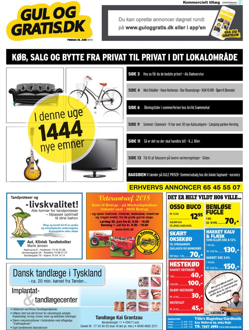 Trial støvler | Farsø GulogGratis.dk