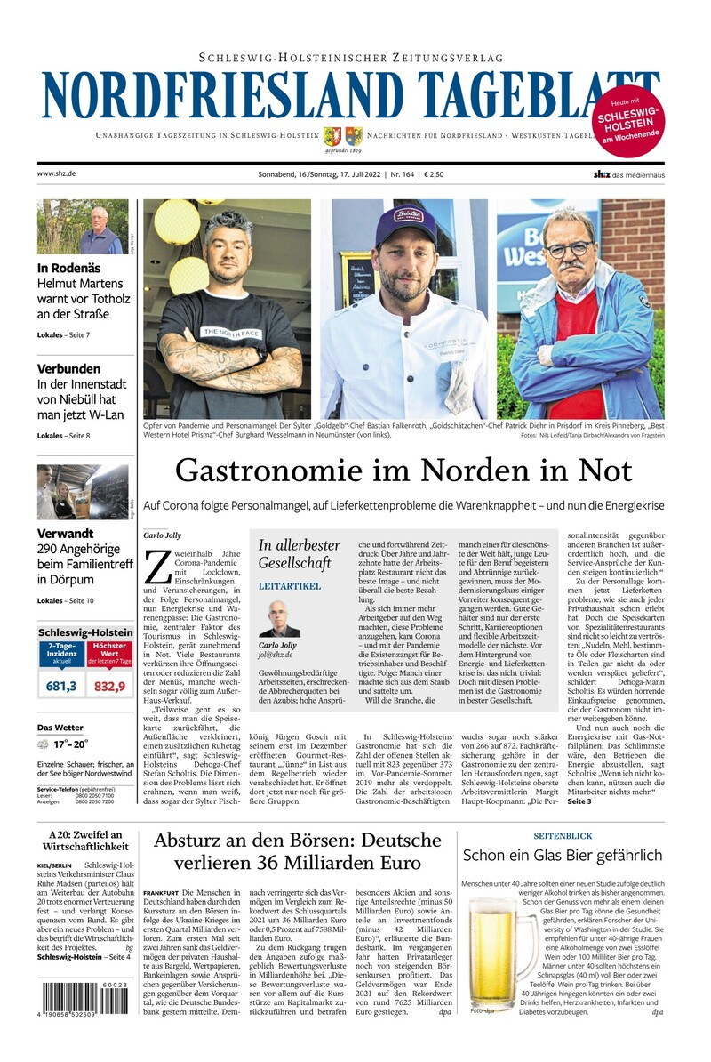Nordfriesland Tageblatt