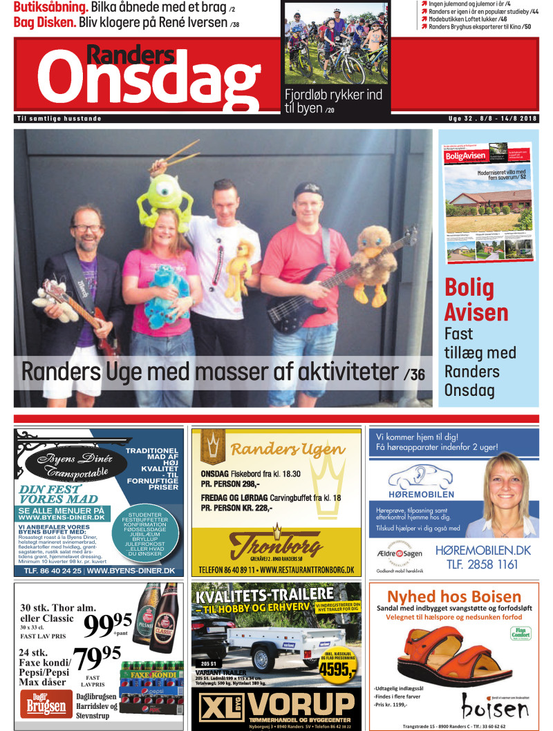 Bilka avis uge 18 2011 ny