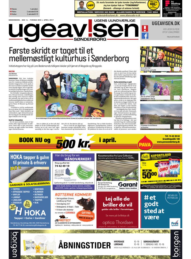 a3ff0566bab Sonderborg Ugeavis - 04-04-2017
