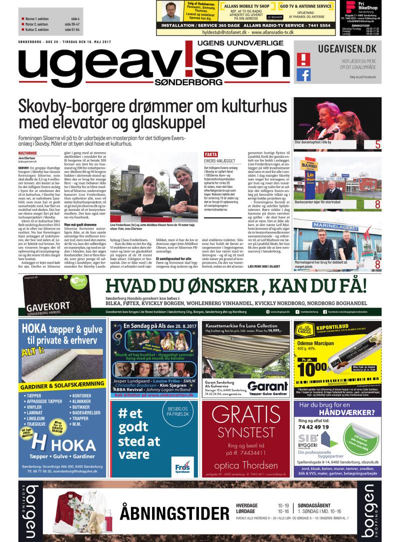 27d10787c2c Sonderborg Ugeavis - 16-05-2017