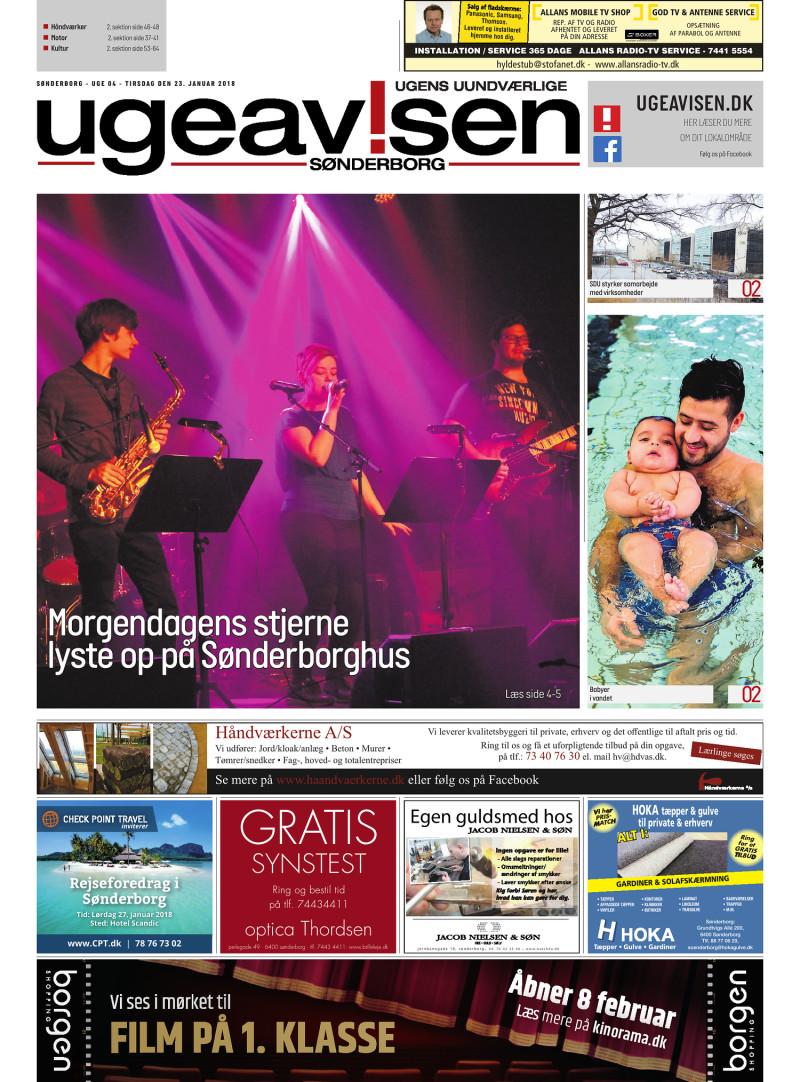 Sonderborg Ugeavis 23 01 2018