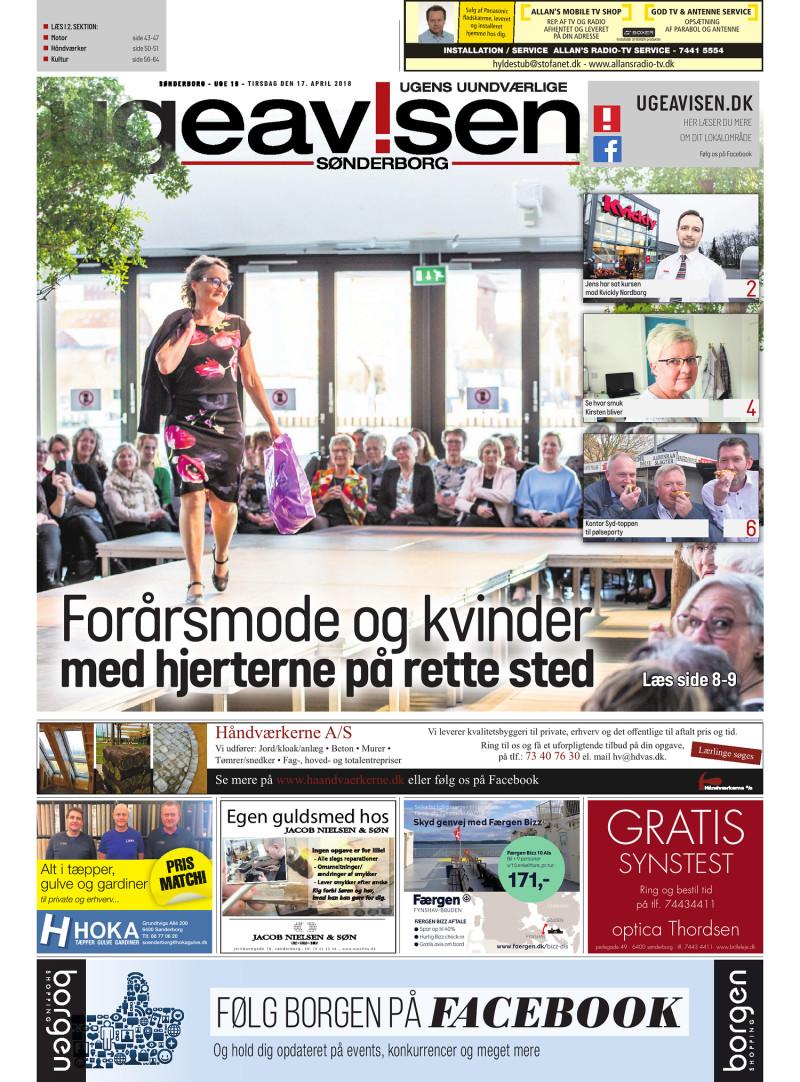 3c8554450568 Sonderborg Ugeavis - 17-04-2018