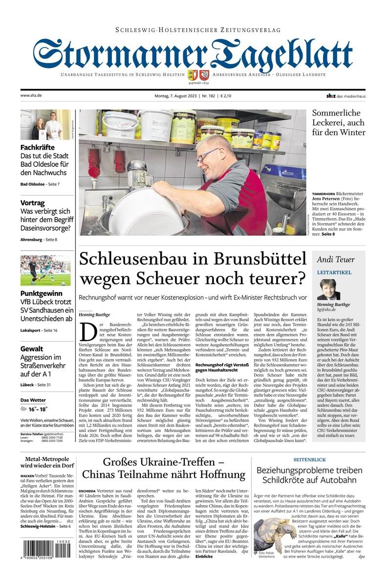 Stormarner Tageblatt