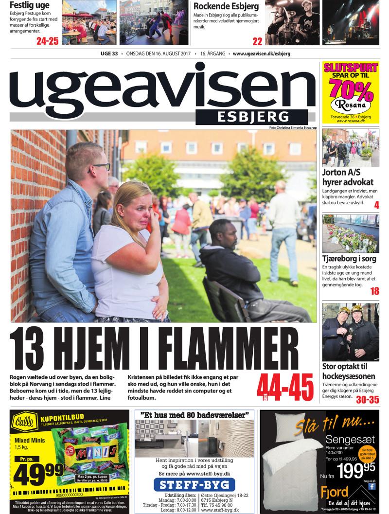 4242259ff099 Ugeavisen Esbjerg - 33 - 2017