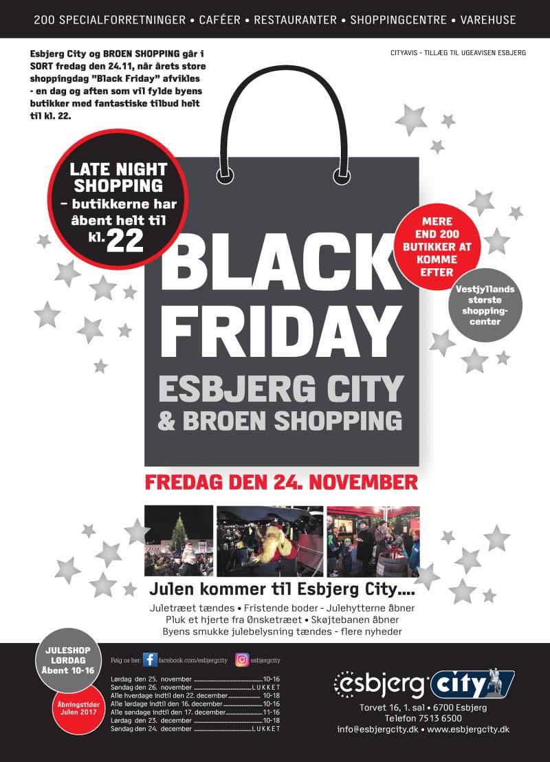 08e6ed36b42 Ugeavisen Esbjerg Saerudgivelser - 22-11-2017