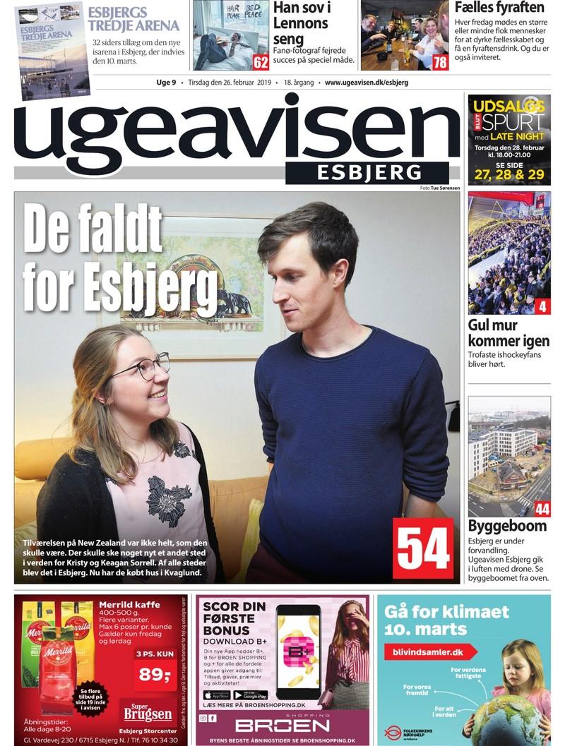 Ugeavisen Esbjerg 09 2019