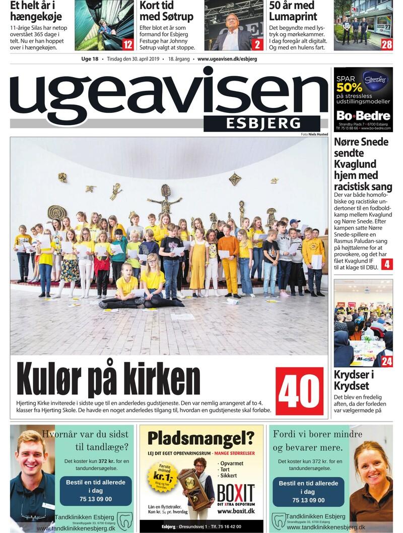 Ugeavisen Esbjerg 18 2019