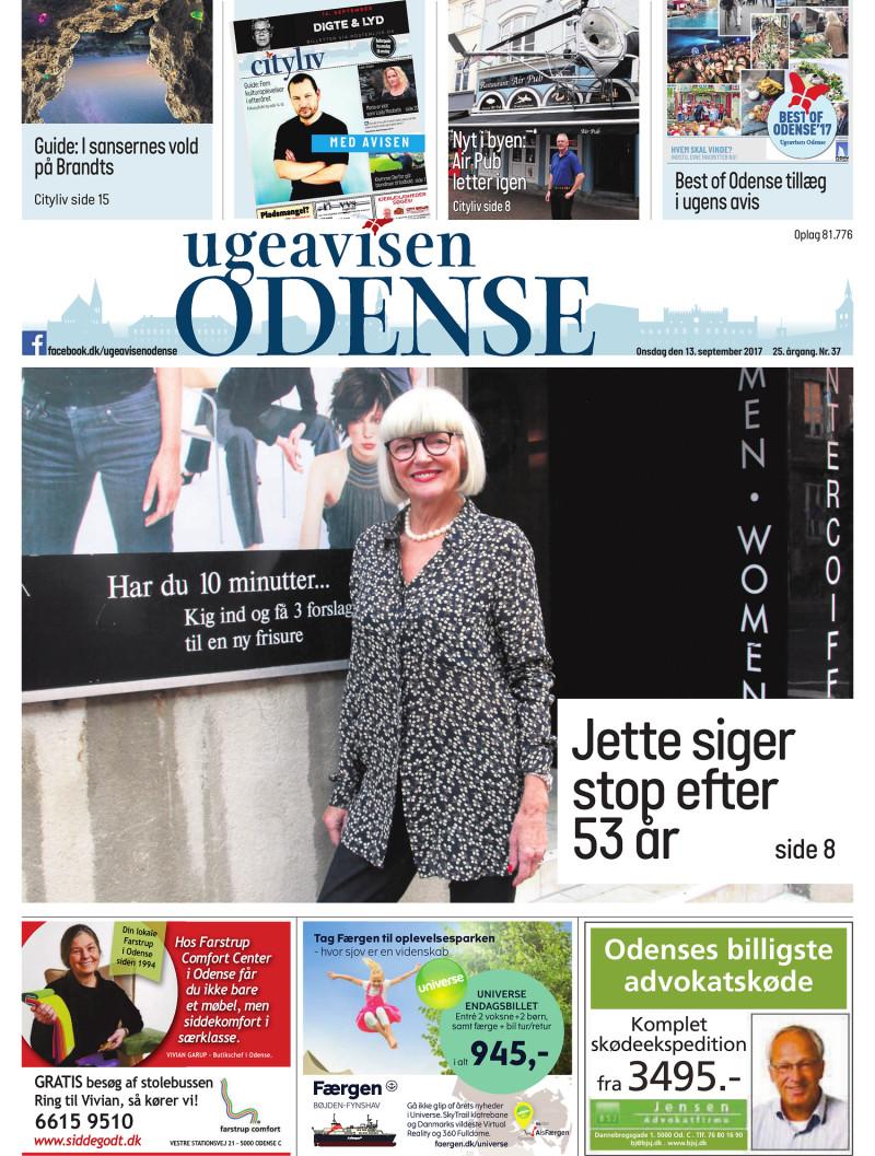 Ugeavisen Odense 13 09 2017