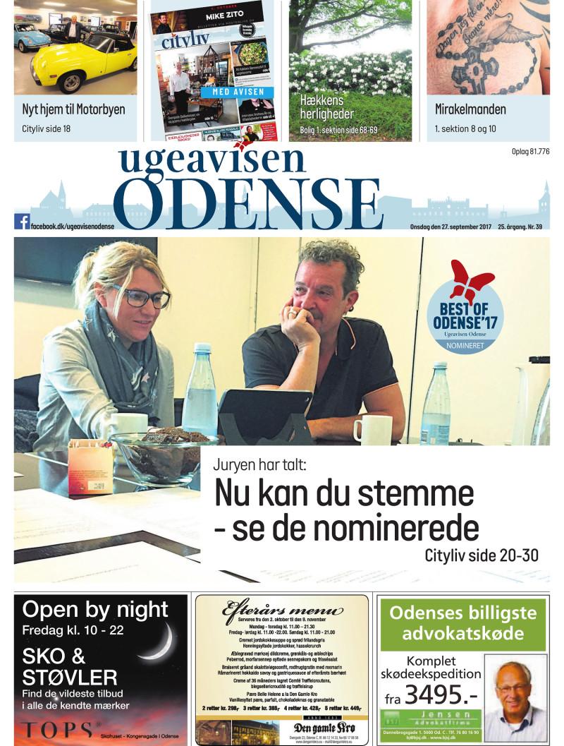 Ugeavisen Odense 27 09 2017
