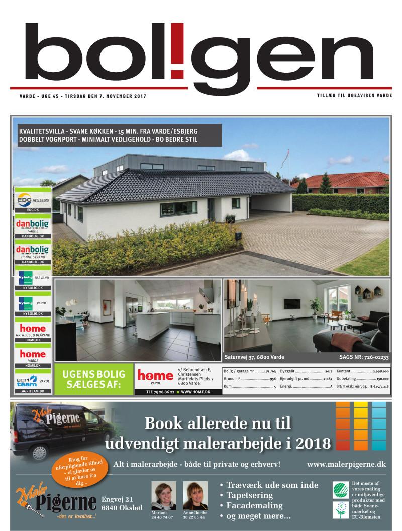 2012cb4f53e Ugeavisen Varde Saerudgivelser - 07-11-2017