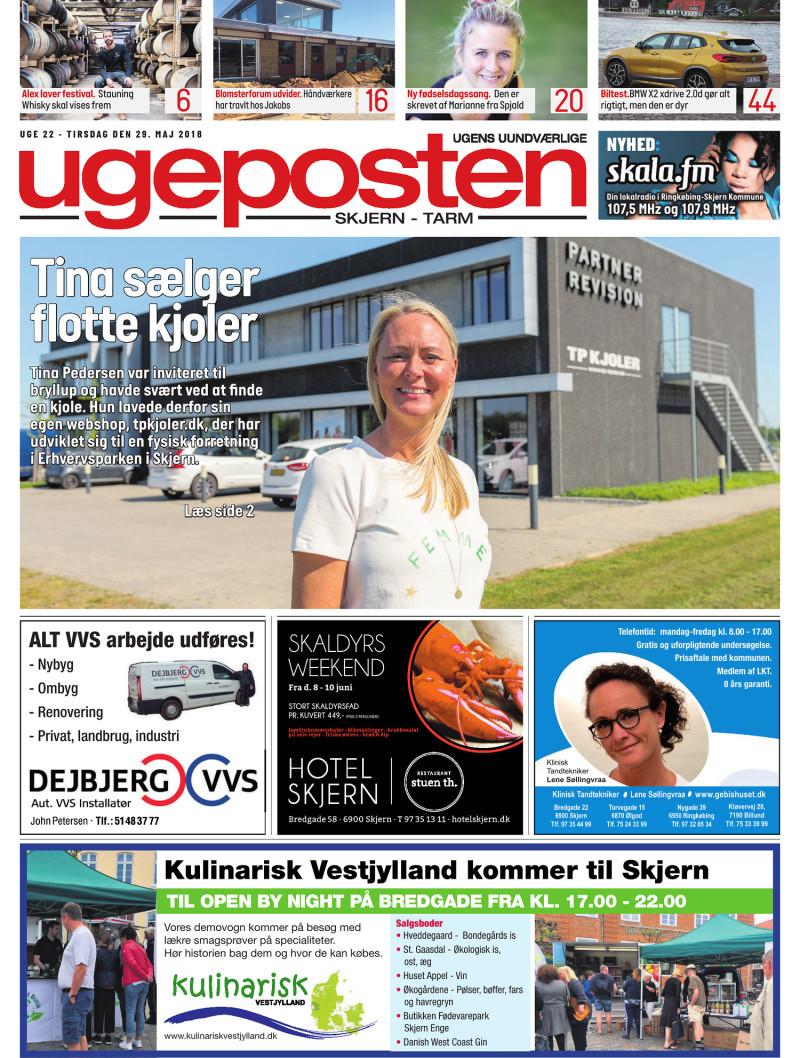ed32c5f2b73 Ugeposten Skjern - Uge 22