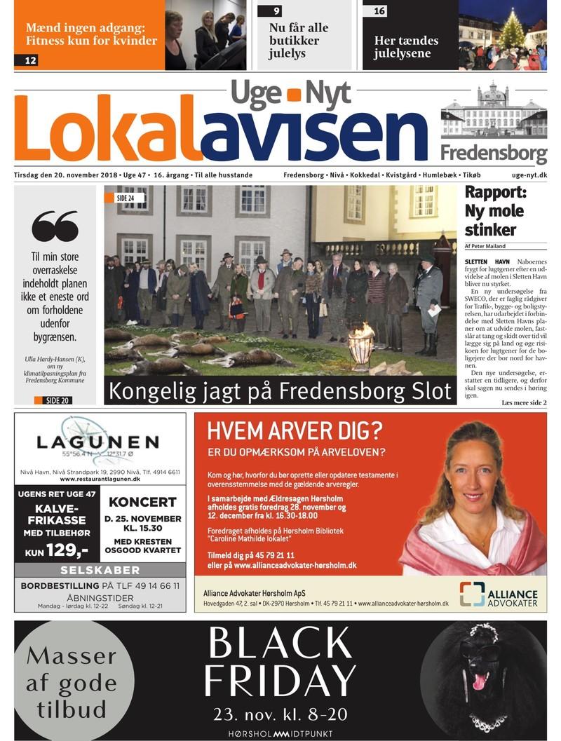 528ced51ed1 Lokalavisen.dk - Uge-Nyt Fredensborg - Uge 47