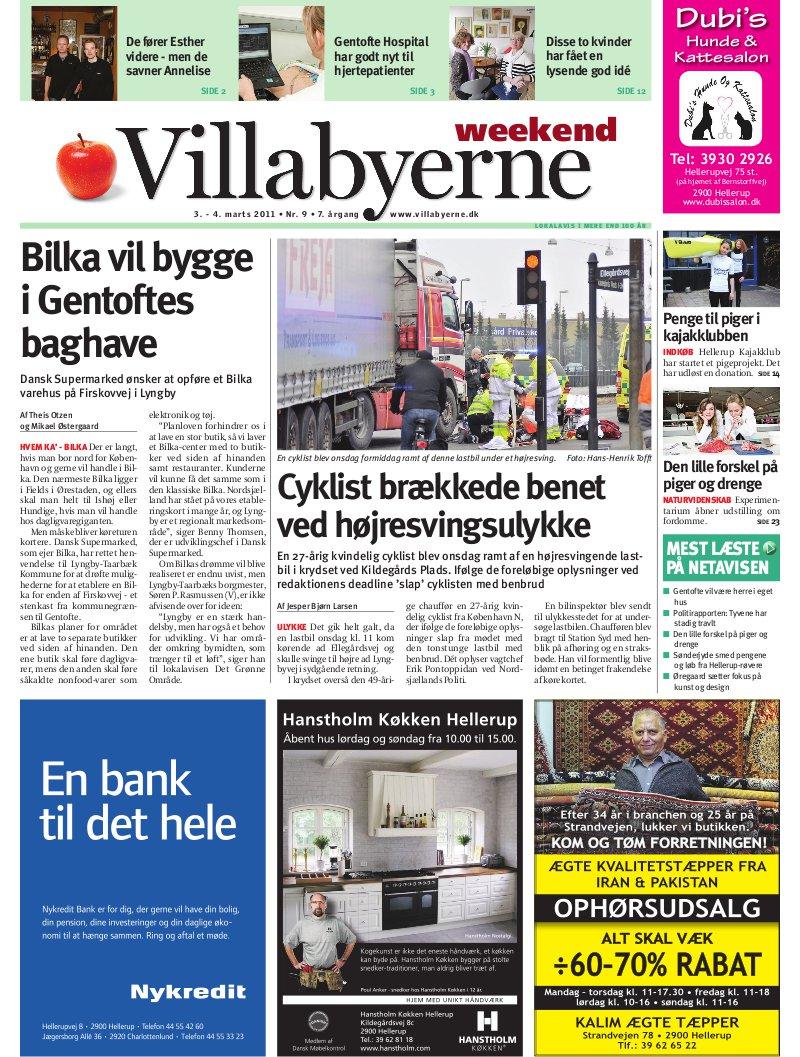Lokalavisen.dk Villabyerne Weekend Uge 09
